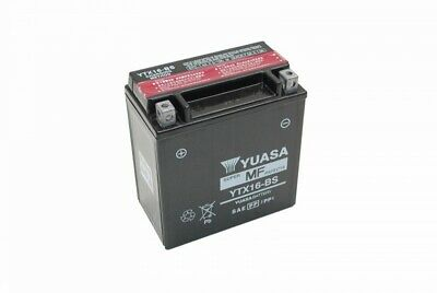 LT 09-12 Batterie 12V 14AH YTX16-BS Gel Nitro MP3 400 M642