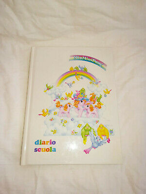 Diario Mio mini Pony - My little Pony vintage 1985 NUOVO!