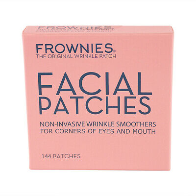 Frownies Facial Patches (For Corners of Eyes & Mouth) 144 Patches Eye & Lip Care