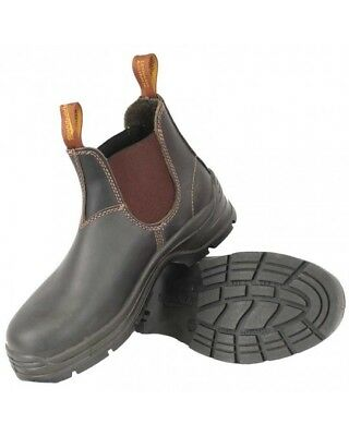 Blundstone 405 Leather Elastic Side Soft Toe Work Boots---Special