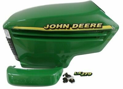 John Deere Complete Hood Kit - AM132529 AM132595 - LX279 - Serial #s Below 06000