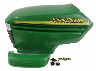 John Deere Complete Hood Kit - AM132529 AM132595 - LX279 - Serial #s Above 06000