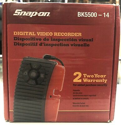 Snap On Digital Video Recorder BK5500-14