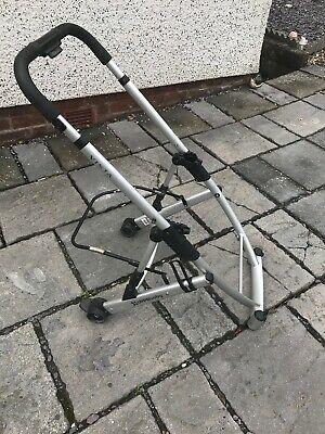 Uppababy Vista 2010-2014 Chassis Frame Silver Very Good(3)