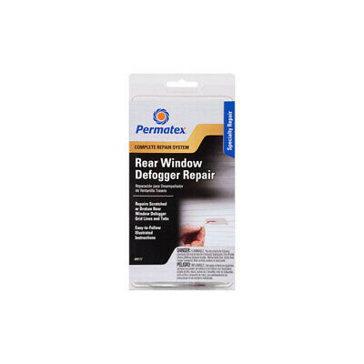 Permatex 09117  - Complete Rear Window Defogger Repair Kit