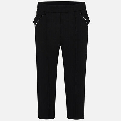 New Mayoral Girls trousers with diamonte, Age 2 years (4501)