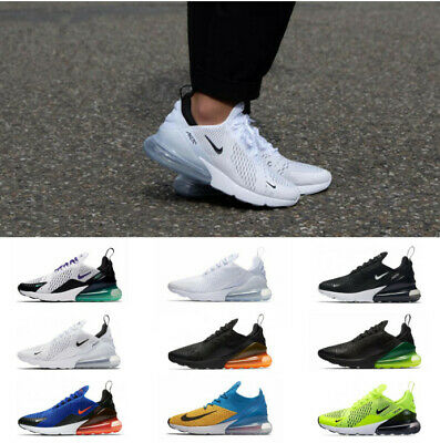 Mens Woman's Air Max-270 Running Shoes Light sports running Trainers Sneakers UK