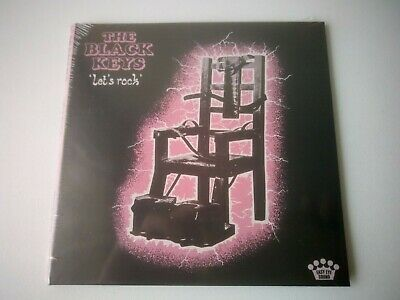 The Black Keys - Let's Rock CD ALBUM NEW AND SEALED 2019.
