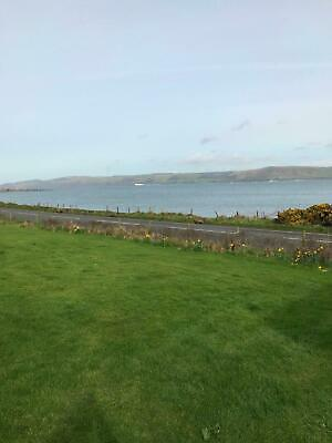 Static caravan fancy a new park for 2020 WigBay Holiday Park Loch Ryan Stranrae