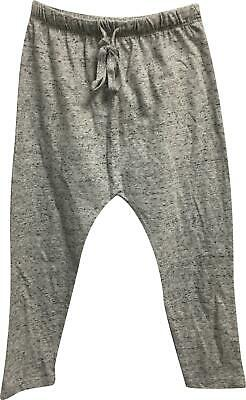 PRE-OWNED Girls Next Grey Thin Leggings Trousers Age 4-5 Years ZP323