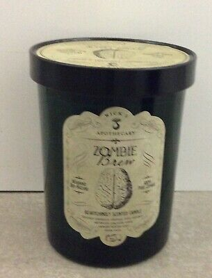 Haven St Dw Home Wick's Apothecary Zombie Brew Candle Halloween