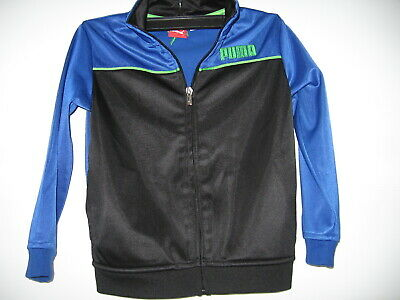PUMA SPORT Lifestyle Long sleeve Full Zip Jacket toddler 4T