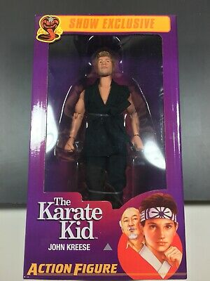SDCC 2019 Neca The Karate Kid John Kreese Cobra Kai 8″ Clothed Figure SOLD OUT