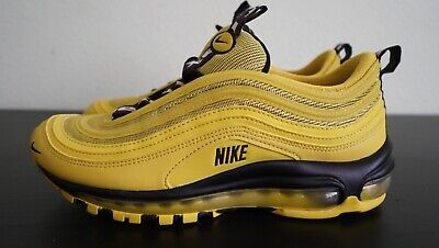 Details about Nike Air Max 97 Bright Citron GS Grade school sizes BV1242 700