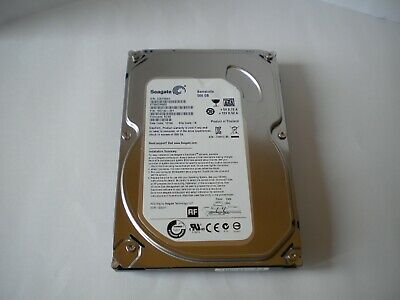 Hard Disk HDD Seagate Barracuda 3,5 500GB Sata 7200 RPM ST500DM002
