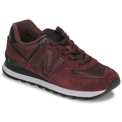 Sneakers   Scarpe donna New Balance  574 Rosso  15056884
