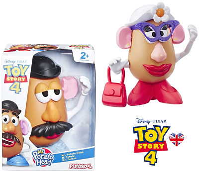 TOY STORY 4 MR POTATO HEAD MRS POTATO HEAD Hasbro Original Toy Preschool 2y+