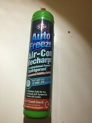 AIR CON CONDITIONING Top Up Recharge Refill Diy Kit With New