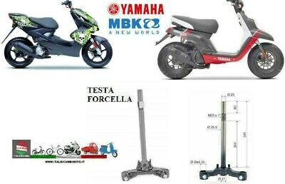 Piantone forcella MBK booster SPIRIT NG/ Booster track/nitro/ aerox