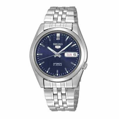 Seiko SNK357K1 Men's Seiko 5 Automatic Stainless Steel Gent Watch