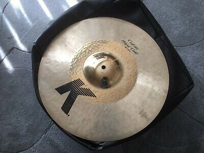Zildjian K 18 Hybrid crash cymbal - great condition