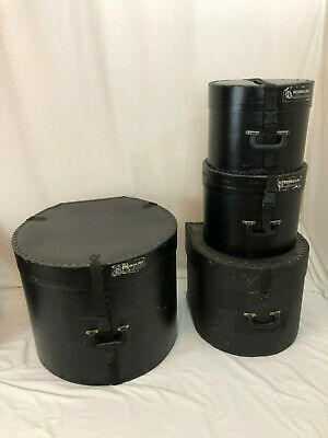 Humes & Berg Econoline Vintage Drum Cases 22-12-13-16