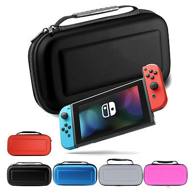Portable EVA Travel Bag Nintendo Switch Hard Shell Protector Storage Bag Box US