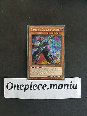 Yu-gi-oh! Zirnitron Dragon de Mana   MP19-FR090