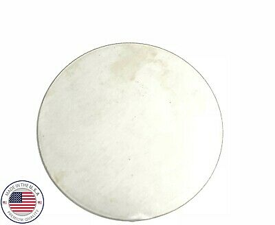 "3/16"" Steel Plate Round Circle Disc 12"" Diameter A36 Steel (.1875)"