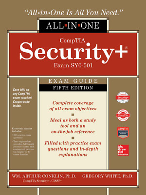 CompTIA Security+ All-in-One Exam Guide Fifth Edition Exam SY0-501 PDF format