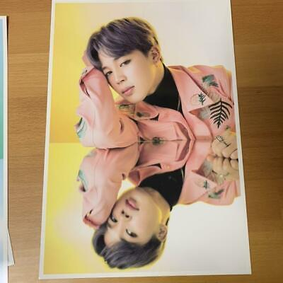 BTS JIMIN LIVE TRILOGY EPISODE III THE WINGS TOUR IN JAPAN Official Poster