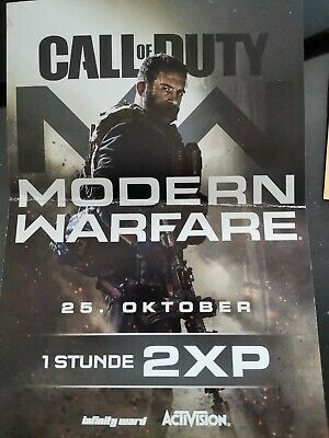 Call Of Duty Modern Warfare - 1 Stunde Doppel XP (2XP)