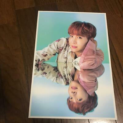 BTS J-HOPE LIVE TRILOGY EPISODE III THE WINGS TOUR IN JAPAN Official Poster