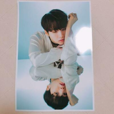 BTS SUGA LIVE TRILOGY EPISODE III THE WINGS TOUR IN JAPAN Official Poster