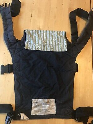 Connecta Baby Carrier Used  Birches Print