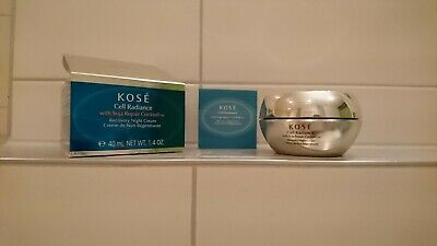 KOSÉ Cell Radiance - Recovery Night Cream 40ml in OVP