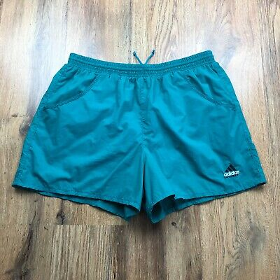Vintage 90's Adidas Equipment Shorts With Pockets Retro Gym Size XL D9 40 (S568)