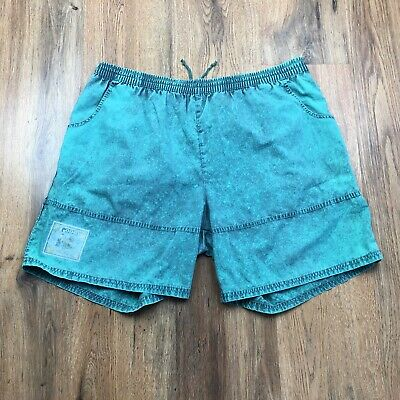 Vintage Take Off Adidas Shorts With Pockets Rare Size 7 Large (S591)