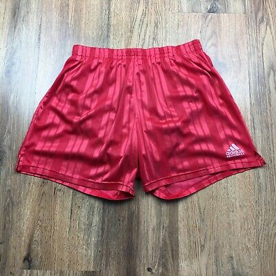 Vintage 90's Adidas Equipment Shorts Football Retro Gym Size Large D8 (S660)