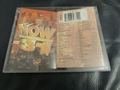Various - Now That's What I Call Music 31 (Double) Cassette Tapes