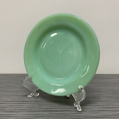 Fire King Jadite / Jadeite / Jade-ite Restaurant Ware Bread And Butter Plate