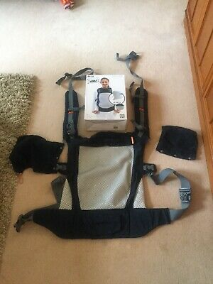 Beco Toddler Cool Carrier Grey VGUC