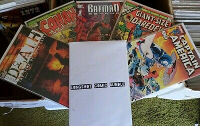 Lot Of 10 Comic Books!!!!! 10 Comics For Just $5.00 Marvel Dc Image And More!!!!