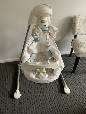 Fisher Price Little Lamb Swing