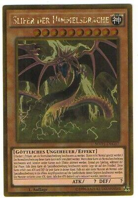 Yu-Gi-Oh: Slifer the Sky Dragon, Rare Gold, New