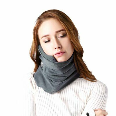 Neck Support Travel Pillows-Airplanes,Soft Comfortable.Travel Neck Pillow Scarf