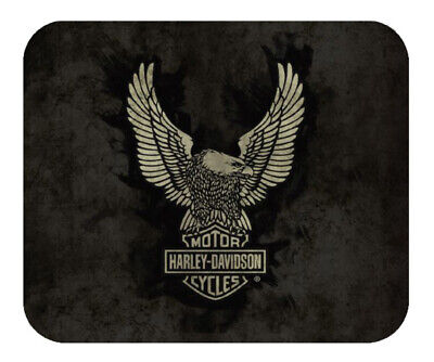 Harley-Davidson Harley-Davidson Up-Wing Eagle Graphic Mouse Pad
