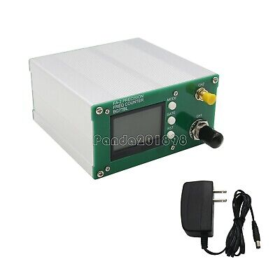 1Hz-6GHz Frequency Counter Kit Frequency Meter Statistical Function 11 bits/s pa