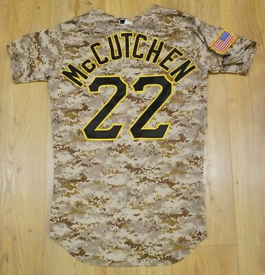 Andrew McCutchen Pittsburgh Pirates MLB Majestic Authentic jersey size 40 (M)