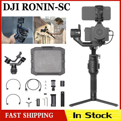 DJI Ronin-SC One-Handed Operation 3-Axis Gimbal Stabilizer Kit For DSLR AL